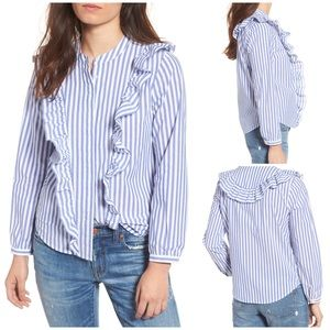 Madewell Whitney Button Down (XS)